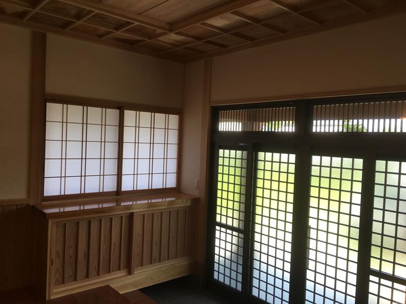 日本人ならやっぱり和風